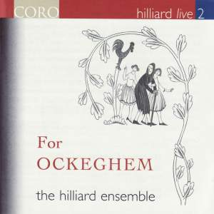 Volume 2 - For Ockeghem