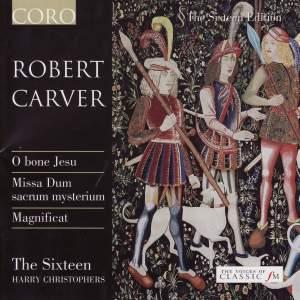 Carver: O bone Jesu, etc.