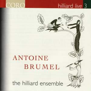 Volume 3 - Antoine Brumel
