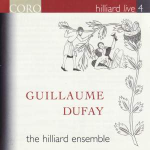 Volume 4 - Guillaume Dufay