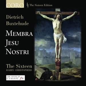 Buxtehude: Membra Jesu nostri, BuxWV75