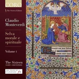Monteverdi: Selva Morale e Spirituale Volume 1