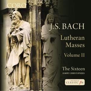 JS Bach: Lutheran Masses Volume II