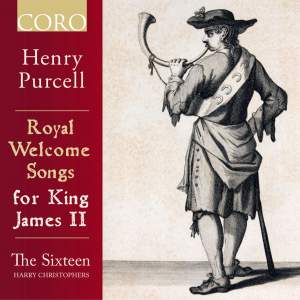 Purcell: Royal Welcome Songs for King James II Product Image