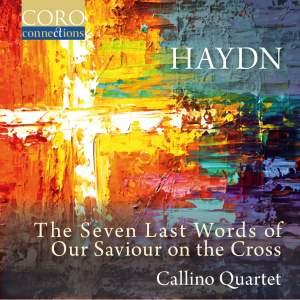 Haydn: String Quartet, Op. 51 'Seven Last Words'