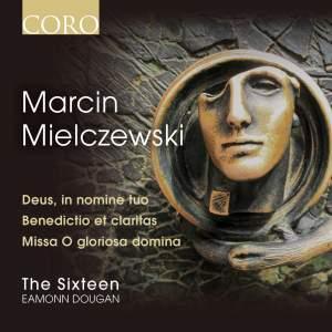 Marcin Mielczewski: Deus, in nomine tuo Product Image