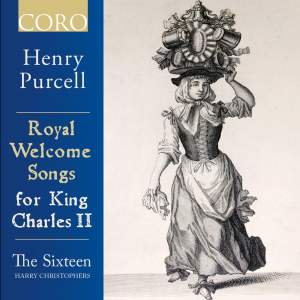 Purcell: Royal Welcome Songs for King Charles II Product Image