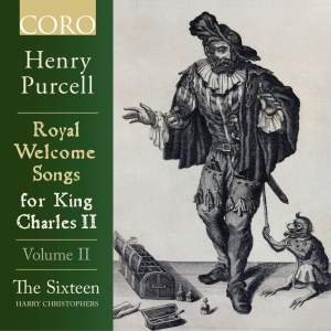 Royal Welcome Songs for King Charles II Volume II Product Image