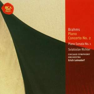 Brahms: Piano Concerto No. 2 in B flat major, Op. 83, etc.