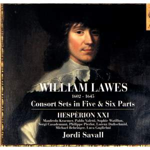William Lawes - Consort Sets in Five & Six Parts