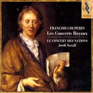 Couperin, F: Concerts 1-4 (Les Concerts Royaux)