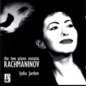 Rachmaninov: Piano Sonatas Nos. 1 & 2