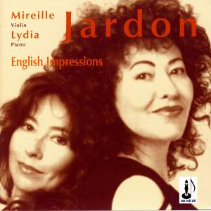 English Impressions - Works for Violin & Piano