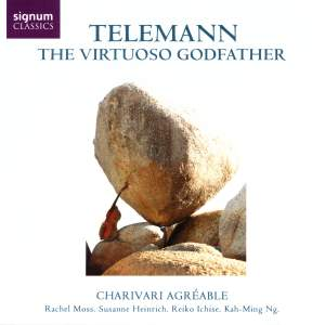 Telemann - The Virtuoso Godfather