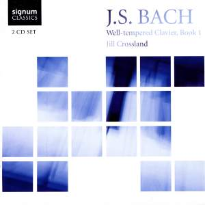 Bach, J S: The Well-Tempered Clavier, Book 1 Product Image