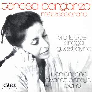 Teresa Berganza: South American Songs