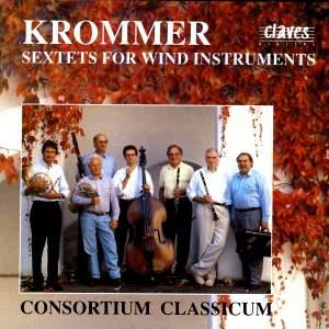 Krommer: Four Wind Sextets