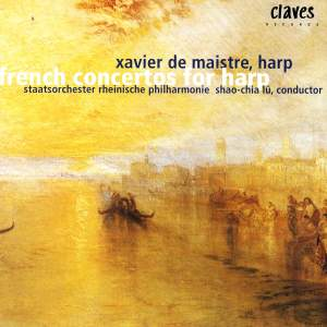 French Concertos for Harp