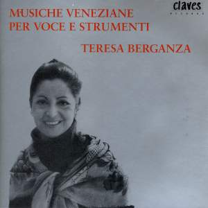 Teresa Berganza - Music from Venice