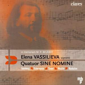 Contemporary Russian Music - Elena Vassilieva
