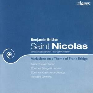 Britten: St. Nicholas Cantata Op. 42