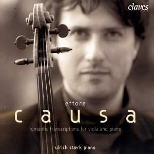 Romantic Transcriptions for Viola and Piano