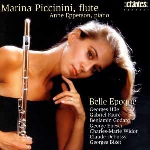 Flute Recital: Paris, Belle Epoque