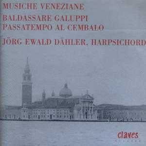 Musiche Veneziane - Galuppi's Passatempo al cembalo