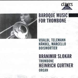 Baroque Music for Trombone & Organ
