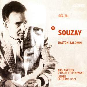 Gerard Souzay: Recital Product Image