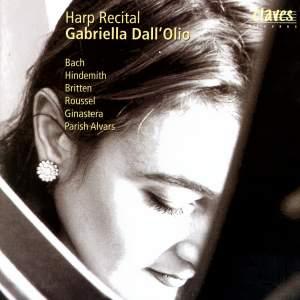 Gabriella Dall'olio: Harp Recital