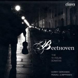 Beethoven: Violin Sonatas Nos. 1-10 Product Image