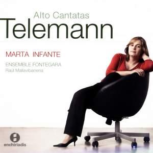 Telemann - Alto Cantatas Product Image