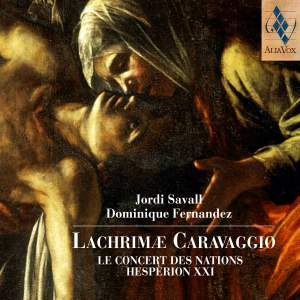 Savall, J: Lachrimæ Caravaggio