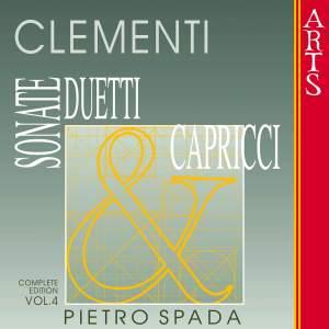 Clementi: Sonate, Duetti & Capricci - Vol. 4