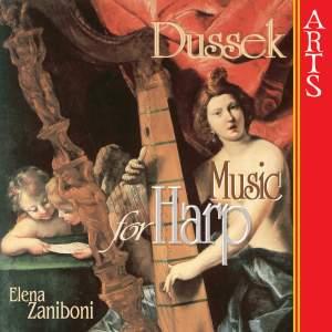 Dussek - Music for Harp