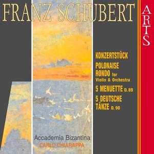 Schubert: Konzertstück, Polonaise, Rondo, Minuets & German Dances
