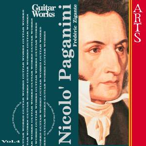 Paganini Guitar Music, Vol. 4