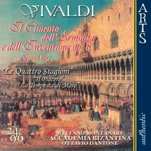 Vivaldi: The Four Seasons, etc.