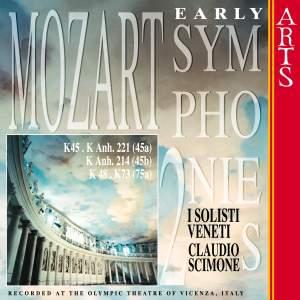 Mozart Early Symphonies - Vol. 2