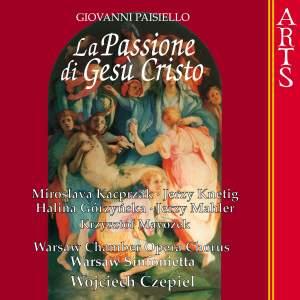 Paisiello: La Passione di Gesù Cristo Product Image