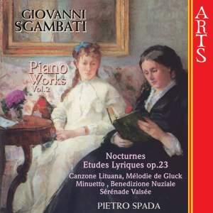 Sgambati - Complete Piano Works Vol. 2