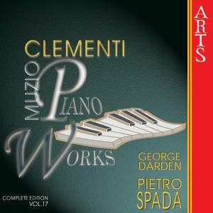 Clementi - Piano Works Vol. 17