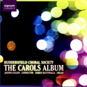 The Carols Album Product Image