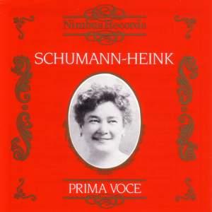 Ernestine Schumann-Heink