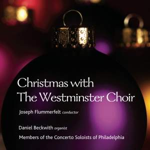Christmas with The Westminster Choir