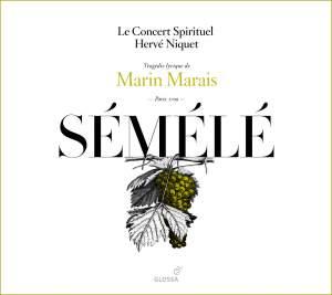 Marais, M: Sémélé