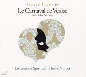 Campra: Le Carnaval de Venise
