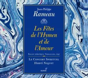 Rameau: Les Fêtes de l'Hymen et de l'Amour, ou Les Dieux d'Égypte Product Image