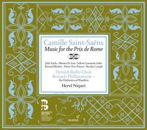 Saint-Saëns: Music for the Prix de Rome